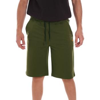 tekstylia Męskie Szorty i Bermudy Ciesse Piumini 215CPMP71415 C4410X Zielony