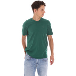 tekstylia Męskie Koszulki polo z krótkim rękawem Ciesse Piumini 215CPMT01455 C2410X Zielony