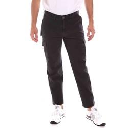 tekstylia Męskie Spodnie bojówki Colmar 0515T 6TA Czarny