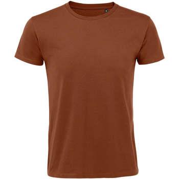 tekstylia Męskie T-shirty z krótkim rękawem Sols REGENT FIT CAMISETA MANGA CORTA Otros