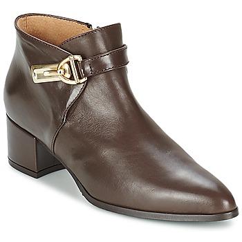 Buty Damskie Low boots Marian MARINO Brązowy