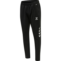 tekstylia Męskie Spodnie dresowe Hummel Pantalon de jogging  hmlCORE noir