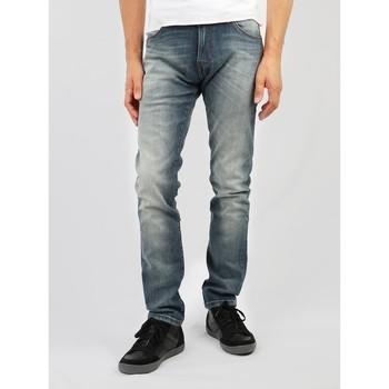 tekstylia Męskie Jeansy slim fit Wrangler ® Larston Slim Tapered W18S0878G