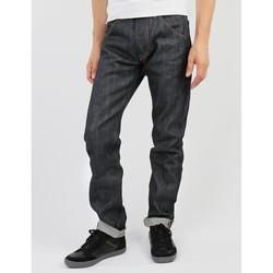 tekstylia Męskie Jeansy slim fit Wrangler BEN W11MXR041 niebieski