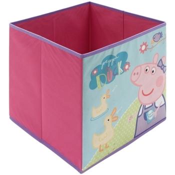 Dom Dziecko Kufry, skrzynki Peppa Pig PP12234 Rosa