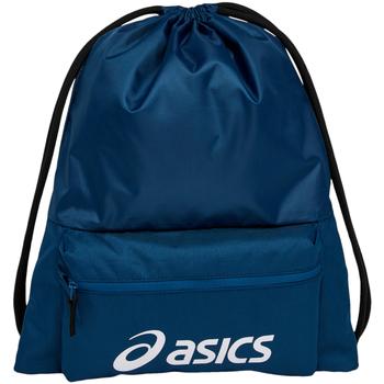 Torby Torby sportowe Asics Sport Logo Gym Bag Niebieski