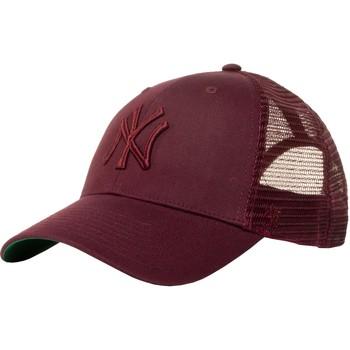Dodatki Czapki z daszkiem 47 Brand MLB New York Yankees Branson Cap Bordeaux