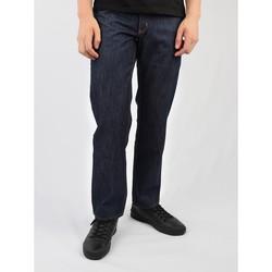 tekstylia Męskie Jeansy straight leg Lee Brooklyn L8134245