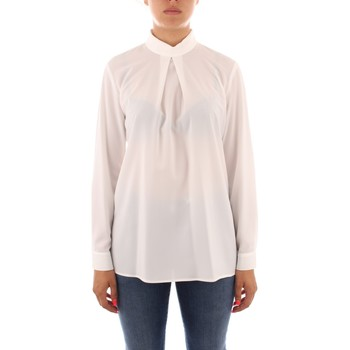 tekstylia Damskie Koszule Emme Marella CAMPER Biały