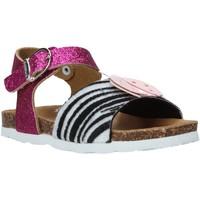 Buty Dziewczynka Sandały Bionatura 22PUPA Różowy
