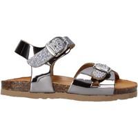 Buty Dziewczynka Sandały Bionatura 22B 1005 Szary