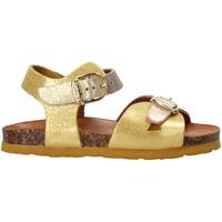 Buty Dziewczynka Sandały Bionatura 22B 1005 Żółty