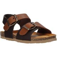 Buty Dziewczynka Sandały Bionatura 22B 1002 Brązowy