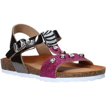 Buty Dziewczynka Sandały Bionatura 22VALE Różowy