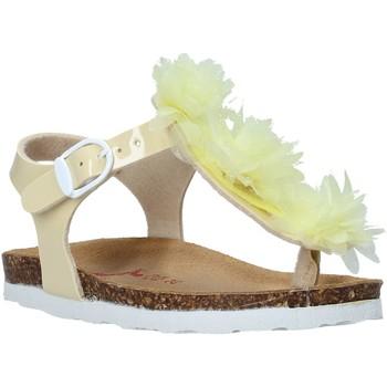 Buty Dziewczynka Sandały Bionatura 22B 1007 Żółty