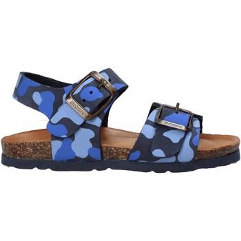 Buty Dziecko Sandały Bionatura 22B 1002 Niebieski