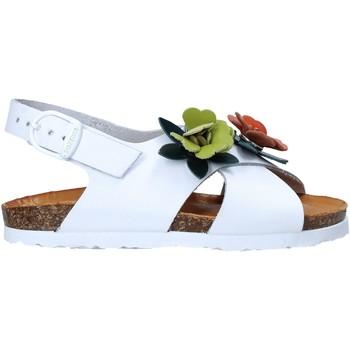 Buty Dziewczynka Sandały Bionatura 22B 1047 Biały