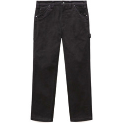 tekstylia Damskie Spodnie z pięcioma kieszeniami Dickies DK0A4XJHBLK1 Szary
