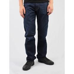 tekstylia Męskie Jeansy straight leg Lee Kent L745OEBH niebieski