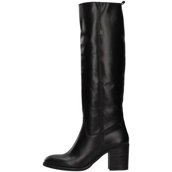 Buty Damskie Kozaki Dakota Boots DKT8 Czarny