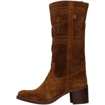 Buty Damskie Kozaki Dakota Boots C5 Brązowy