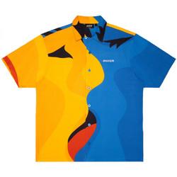 tekstylia Męskie Koszule z krótkim rękawem Jacker Color passion Wielokolorowy