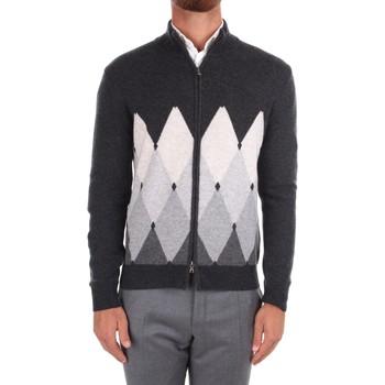 tekstylia Męskie Swetry rozpinane / Kardigany Ballantyne T2K036 7K0A8 Wielokolorowy