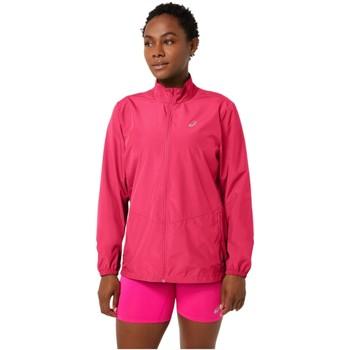 tekstylia Damskie Bluzy dresowe Asics Core Jacket Różowy