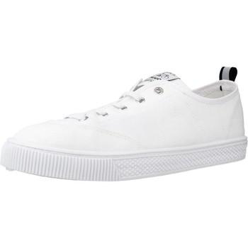 Buty Męskie Trampki niskie Duuo RIDE 001 Biały