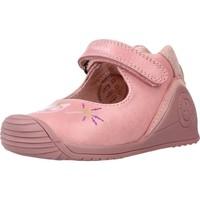 Buty Dziewczynka Derby & Richelieu Biomecanics 211111 Rose