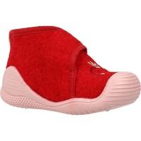 Buty Dziewczynka Obuwie domowe Biomecanics 211162 Czerwony