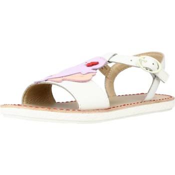 Buty Dziewczynka Sandały Camper MIKOSAND Beżowy