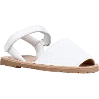 Buty Dziewczynka Sandały Ria 20090 21224 Biały