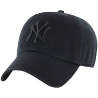 Dodatki Damskie Czapki z daszkiem 47 Brand New York Yankees MVP Cap Czarny