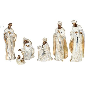 Dom Dekoracje bożonarodzeniowe  Signes Grimalt Narodziny 6 Sztuk Set 6U Blanco