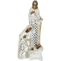 Dom Dekoracje bożonarodzeniowe  Signes Grimalt Narodziny Blanco