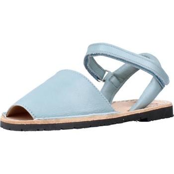 Buty Chłopiec Sandały Ria 20090 Niebieski