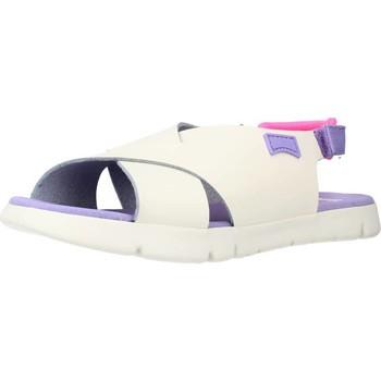 Buty Dziewczynka Sandały Camper ORUGA Biały