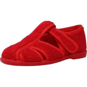 Buty Chłopiec Obuwie domowe Vulladi 5170 052 Czerwony