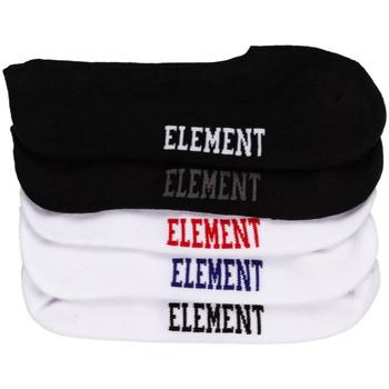 Dodatki Męskie Skarpety Element Low-rise socks 5 p. Wielokolorowy