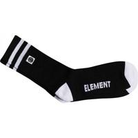 Dodatki Męskie Skarpety Element Clearsight socks Czarny