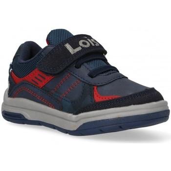 Buty Chłopiec Trampki niskie Lois 58173 niebieski
