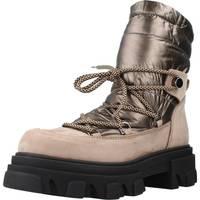 Buty Damskie Śniegowce Alpe 2076 27 Beżowy