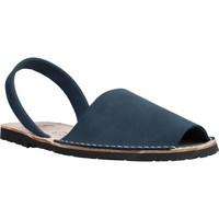 Buty Męskie Sandały Pons Menorca 550P Niebieski