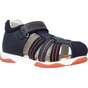 Buty Chłopiec Sandały Garvalin 212607 Niebieski