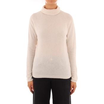 tekstylia Damskie Swetry Iblues MUSETTE Biały
