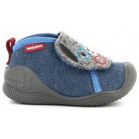 Buty Chłopiec Obuwie domowe Biomecanics 211163 bleu