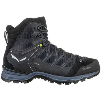 Buty Męskie Trekking Salewa Buty trekkingowe  Ms Mtn Trainer Lite Mid GTX 61359-0971 czarny