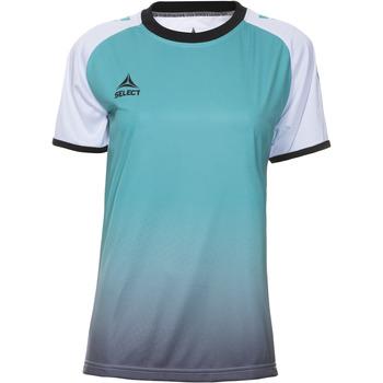 tekstylia Damskie T-shirty z krótkim rękawem Select T-shirt femme  Player Femina