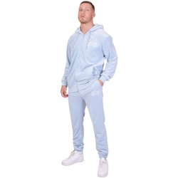 tekstylia Męskie Zestawy dresowe Project X Paris Jogging Velvet Logo bleu ciel